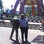 Me & Amigo in Central Park