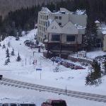 WP mountain lodge