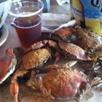 my take..over thirty five fat crabs!