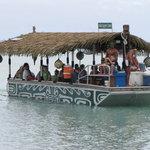 Koko Lagoon cruise boat