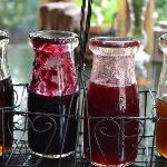 Homemade Syrups!  Pure Maple, Blueberry, Raspberry, Infused Orange