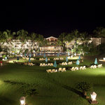 Club Mahindra Varca, Goa - Main Buliding at night