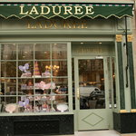 Laduree at rue Royale