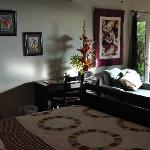 Downstais bedroom