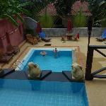 piscine et matériels impécables
