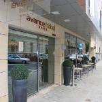 entrance from Medena street