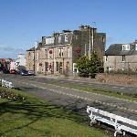 Hotel in Dunbar - Hillside Hotel