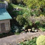 the tiered garden