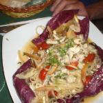 linguine, un piatto da prendere !!!