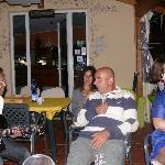 Zingen is geen hobby van Mauro..;)
