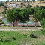 Exterior - Courts de Ténis