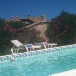 vista dalla piscina