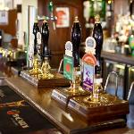 A selection of local and popular ales