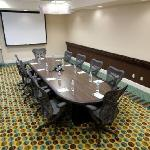 Modern meeting room facilities.