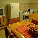 cocina suite Mascardi