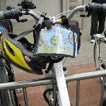 my bike map