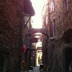 Bussana Vecchia streets