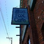 ‪Blue Fox Cafe‬