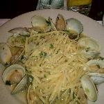Fresh clams!