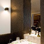 Villa Doria Romantic table