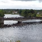 Bridge over the river Erne, Belleek.