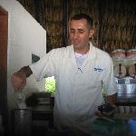 our fave  bartender