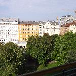 Alternative view from window