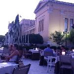 view of Zappeion Hall