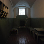 Photographing and fingerprinting room. The KGB prisons. (33182160)