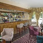 Coast and Country Lansdown Grove Hotel Bar Area