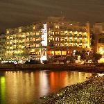 Hotel Calypso facade