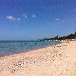 Beautiful Lamai beach