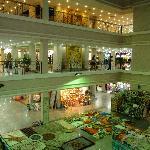 Na'ama Center where Fairuz is located