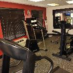 Keep fit in our brand new, state-of-the-art fitness center!