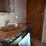salle de bains a l 'étage