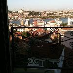 vue de ma chambre
