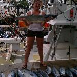 Tammy's Kingfish!