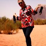 Me in Wadi Rum