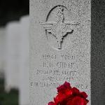 Parachute Regt Grave