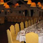 Grande salle pour les occasions