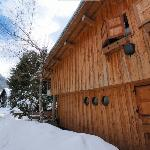chalets in morzine