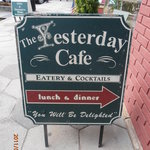 The Yesterday Cafeの写真