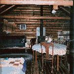 Living Room of Sabotowan Cabin