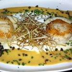 scallops appetizer