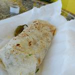 My burrito