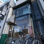 外観 (レンタサイクル1日500円)