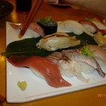 魚がし鮨 沼津港店