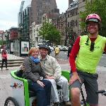 Foto de Boston Pedicab Tours