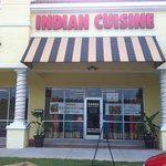 front of Dhaba Indian Cuisine