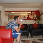 Foto de Red Fox Hotel Jaipur